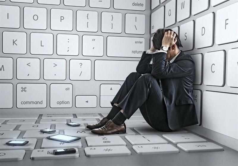 جرایم اخلاقی در فضای مجازی بیشتر شده است
